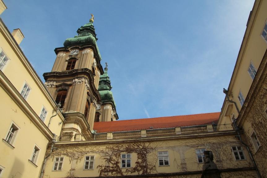A templom története